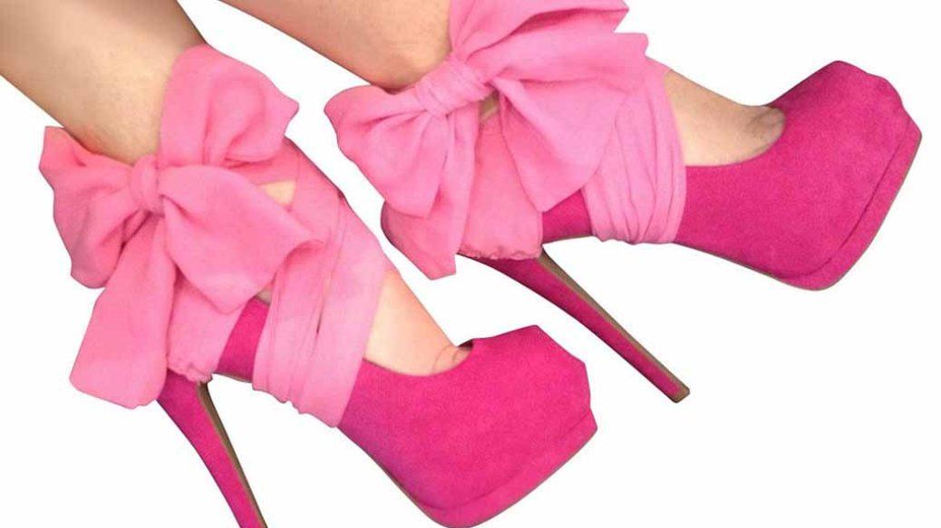 Οι πενήντα αποχρώσεις του ροζ
