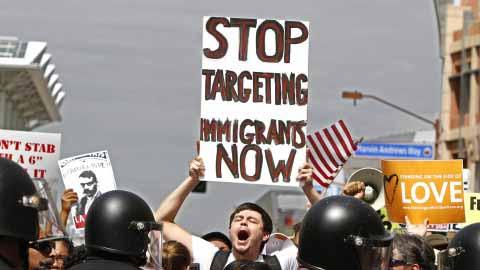 Immigration: Myopic inhumanity verified
