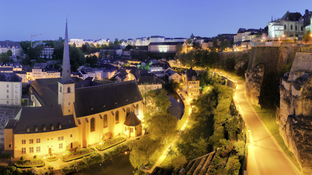 Λουξεμβούργο, το τελευταίο Μεγάλο Δουκάτο