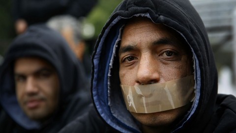 Μεταναστευτικό: μυωπική απανθρωπιά με τη βούλα