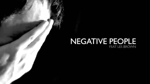 Negativity, our worst enemy!