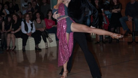 Ο λατίνος χορός του έρωτα.