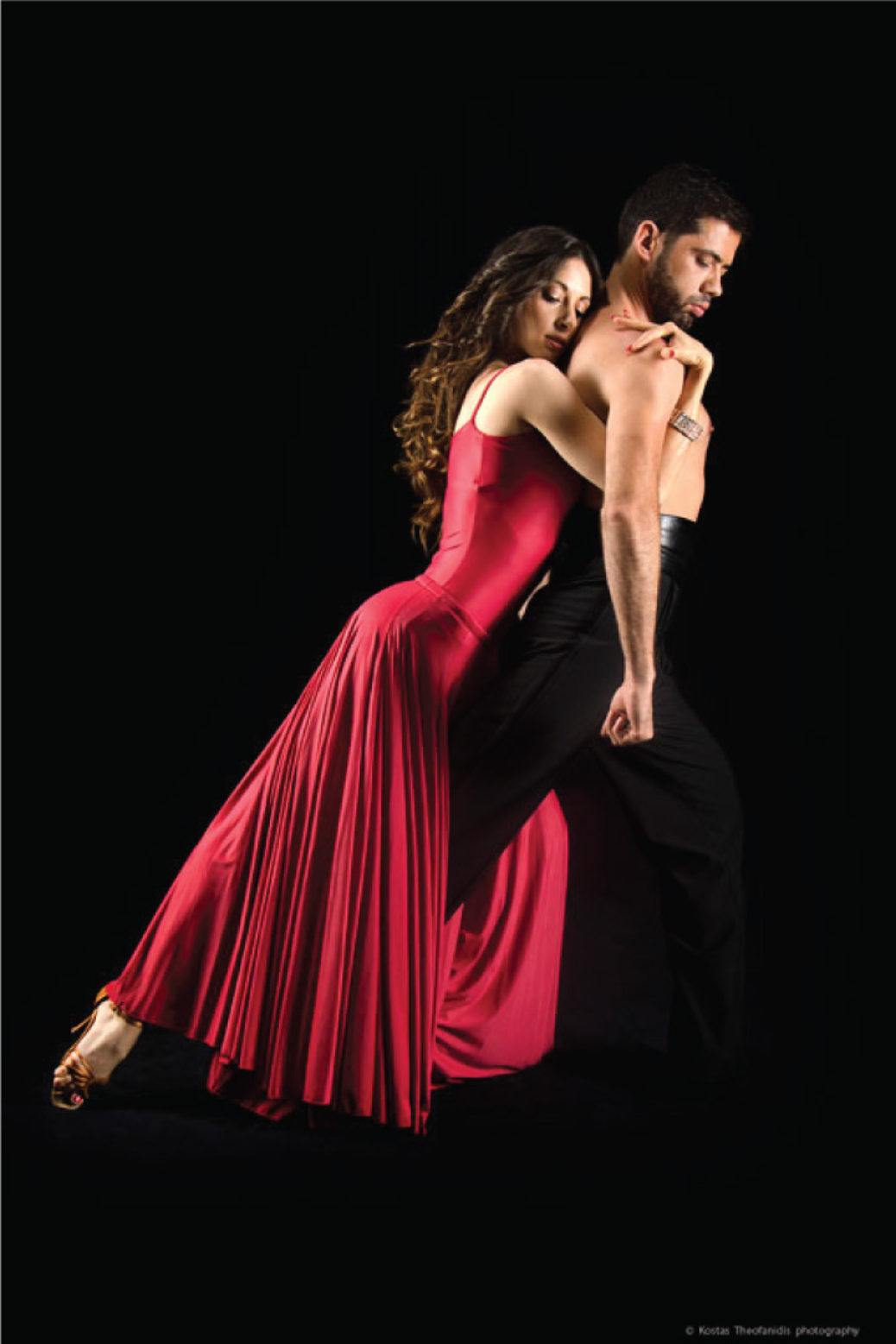 The Latin dance of love