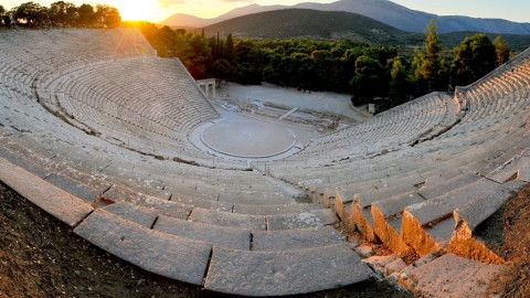 The heart of Greek summer… is beating in Epidaurus