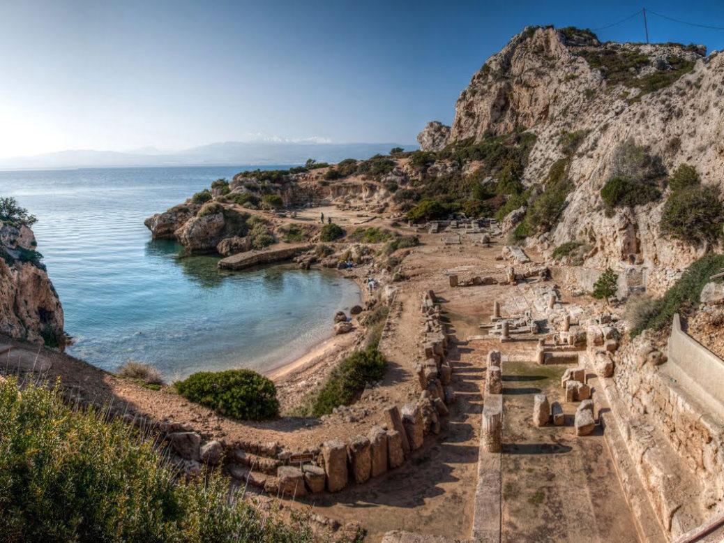 Ένας γαλάζιος παράδεισος… μια ανάσα από την Αθήνα!