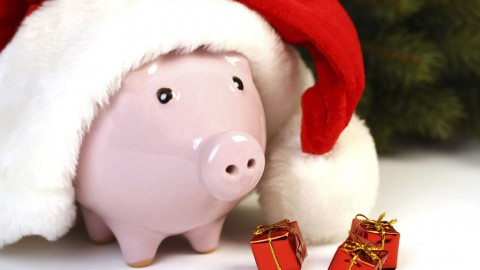 Christmas in the time of financial crisis