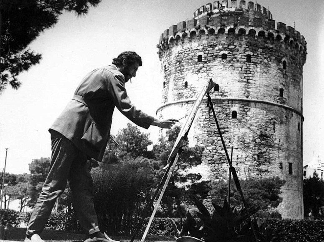 Ο Πύργος των Λεόντων