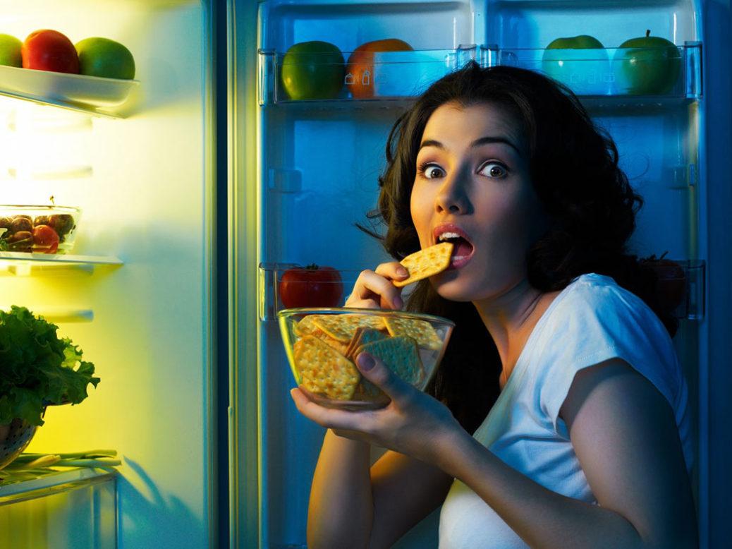 Όταν η πόρτα του ψυγείου ανοίγει διάπλατα…