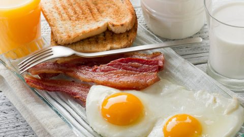 Atkins Diet: When fried eggs and bacon are part of the menu…