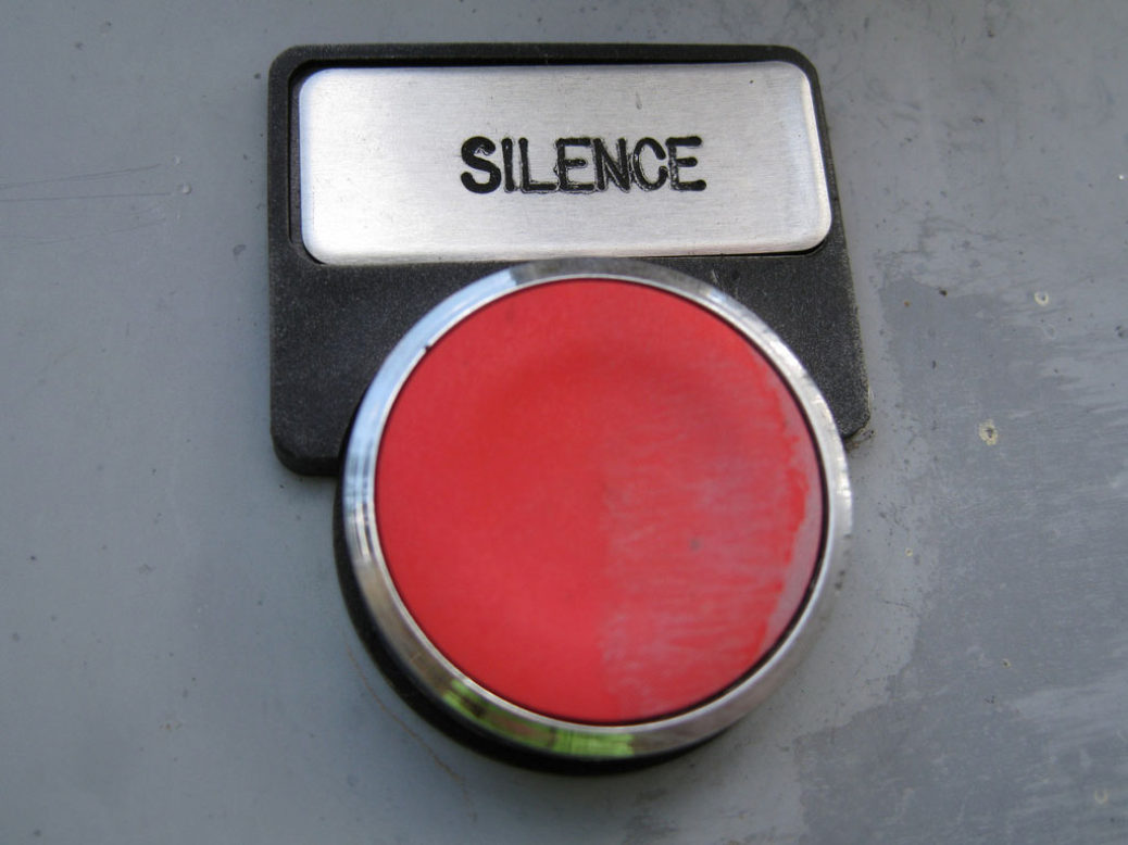 """""""You remain silent in order to be heard"""" by Maro Vamvounaki: Continuation of self-improvement"""