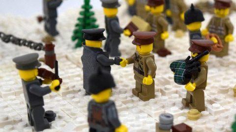 1914: Χριστούγεννα με τον εχθρό μου.