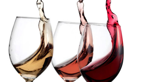 Regarding whine: red… white… or rosé?