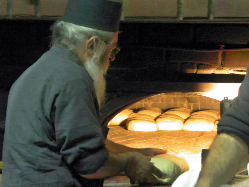 Christmas on Mount Athos: A monk's tale.